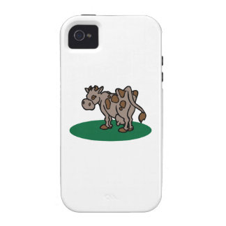 Brown Cow Case-Mate iPhone 4 Cases
