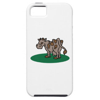 Brown Cow Cover For iPhone 5/5S