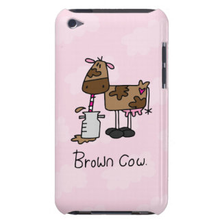 Brown Cow Case-Mate iPod Touch Case