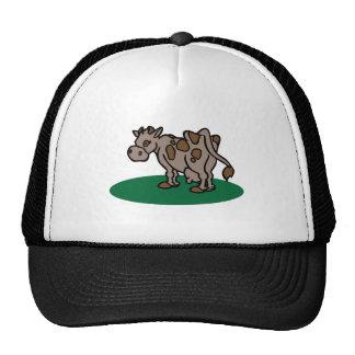 Brown Cow Trucker Hats