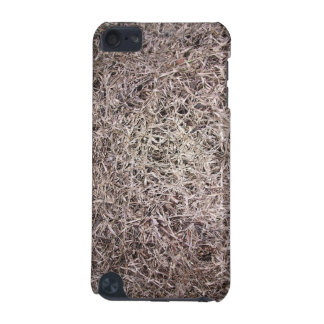 Brown dead grass texture iPod touch (5th generation) cover