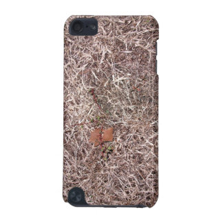 Brown dead grass, weeds, and leaves iPod touch 5G cases
