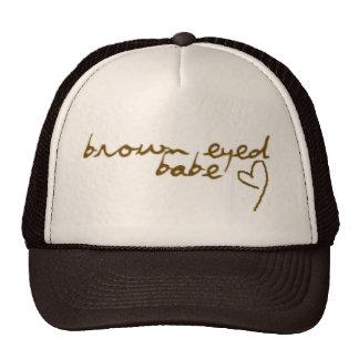 Brown Eyed Babe Cap