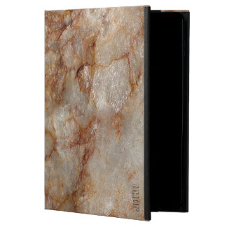 Brown Faux Marble Stone Texture