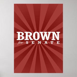 BROWN FOR SENATE 2014 PRINT