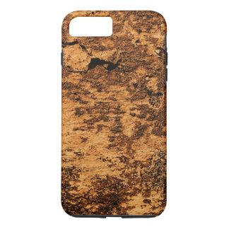 Brown Grunge Background iPhone 7 Plus Case