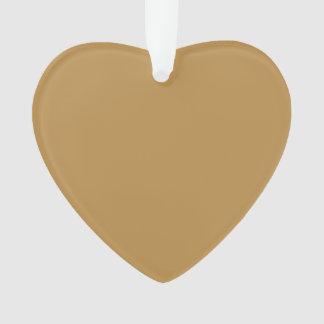 Brown Honey Solid Color