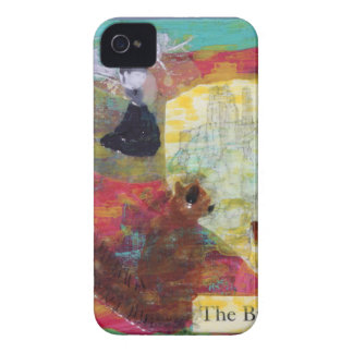 Brown House 1 Case-Mate iPhone 4 Cases