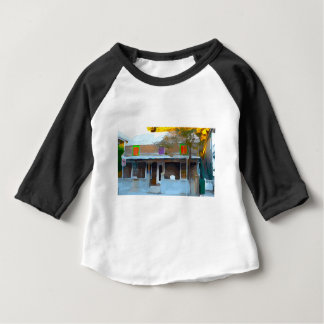 Brown House in Key West Baby T-Shirt