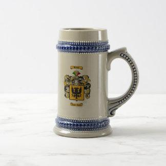 Brown (Irish) Beer Stein