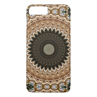 Brown Kaleidoscope | iPhone 8 Plus/7 Plus Case
