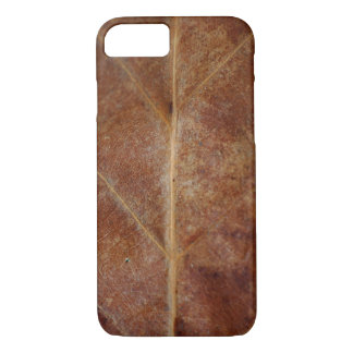 Brown Leaf Leaves Tree iPhone 7 Case