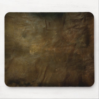 Brown Leather Pad Mouse Pad