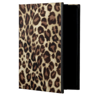 Brown Leopard Print - Classic Women Stylish Powis iPad Air 2 Case
