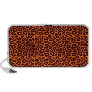 Brown Leopard Mini Speaker