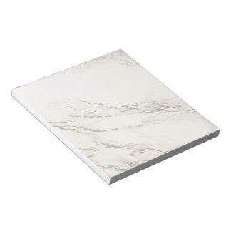 Brown Marble Look Notepad