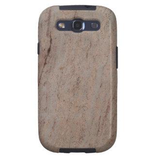 Brown Marble Swirled Samsung Galaxy S Case