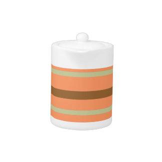 Brown Melon Stripe