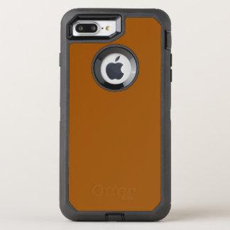 Brown OtterBox Defender iPhone 8 Plus/7 Plus Case
