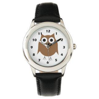Brown Owl Wristwatches