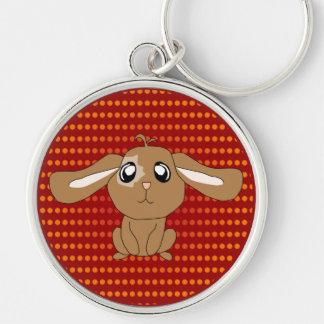 Brown Rabbit Keychain TBA