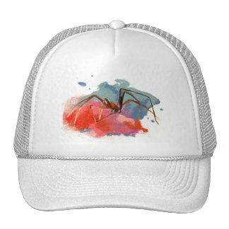 Brown Recluse Spider Mesh Hat