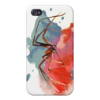Brown Recluse Spider Cases For iPhone 4