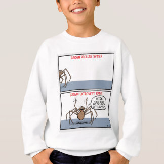 Brown Recluse Spider Sweatshirt