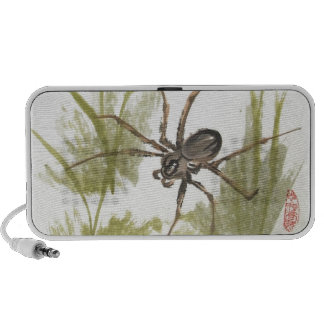 Brown Recluse Spider Travelling Speakers