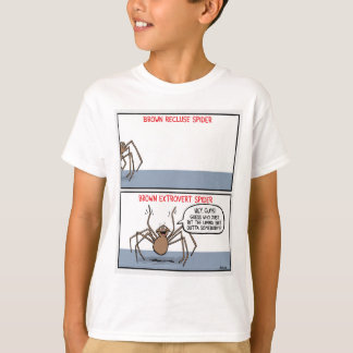 Brown Recluse Spider Tshirts