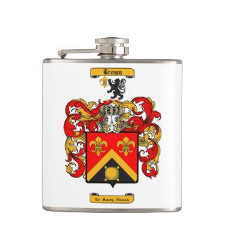 Brown (Scottish) Flasks