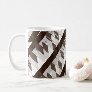 brown shades coffee mug