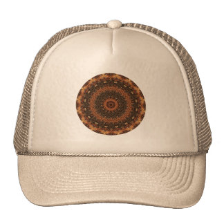 "Brown Sporty ""Walk in the Woods"" Cap"