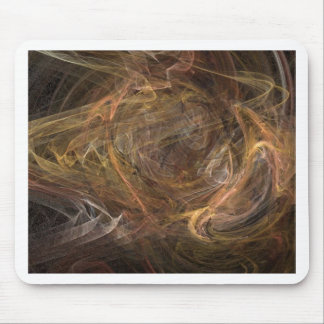 Brown Sublime Abstract Design Mouse Pads