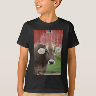 Brown Swiss Cow T-Shirt
