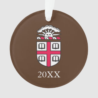 Brown University Alumni Ornament