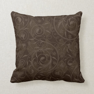 Brown Venetian Medley Design Cushion