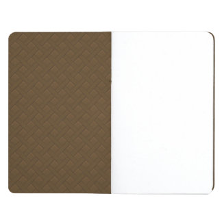 Brown Wicker Journals
