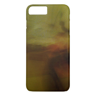 Brown wiping sample with colour tone iPhone 8 plus/7 plus case