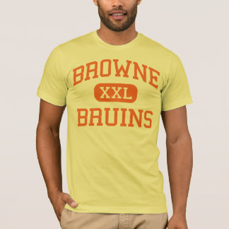 Browne - Bruins - High School - Phoenix Arizona T-Shirt