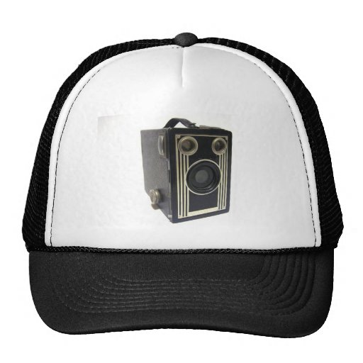 Brownie Antique Camera Hats