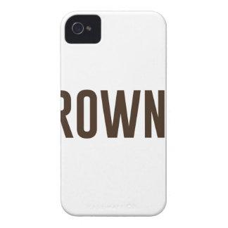 Brownie Case-Mate iPhone 4 Case