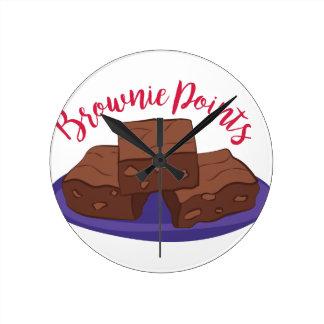Brownie Points Wall Clocks
