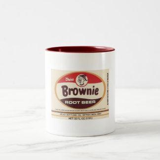 brownie root beer mug
