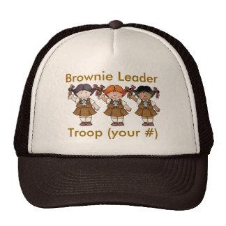Brownie Troop Leader Hat