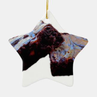 Brownies Ceramic Ornament