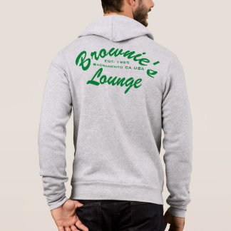 Brownie's St. Patricks Day 2017 hoodie - LIMITED