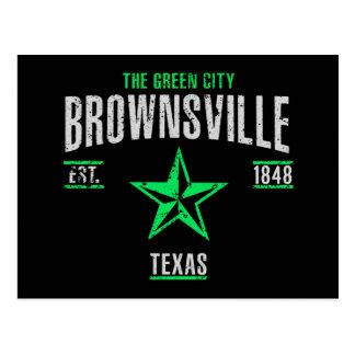 Brownsville Postcard