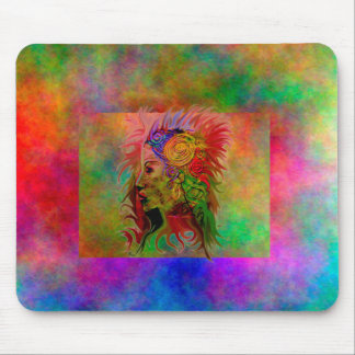 browse-colorful mouse pad