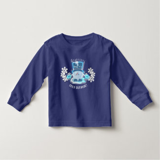 Brrrrr Baby It's Cold Outside Toddler T-Shirt